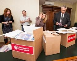Владимиру Путину передадут 25 тысяч писем южноуральцев