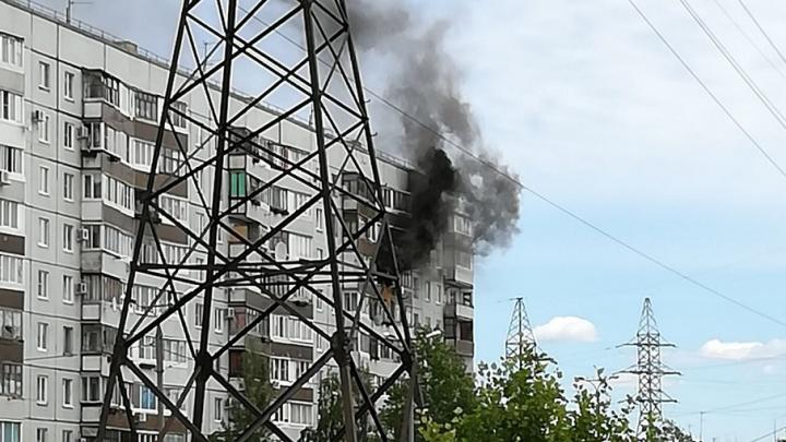 В Тольятти на Гидротехнической в одной из квартир взорвался баллон с монтажной пеной