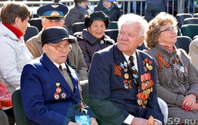 В этом году 69 пермских ветеранов Великой Отечественной получат новое жилье