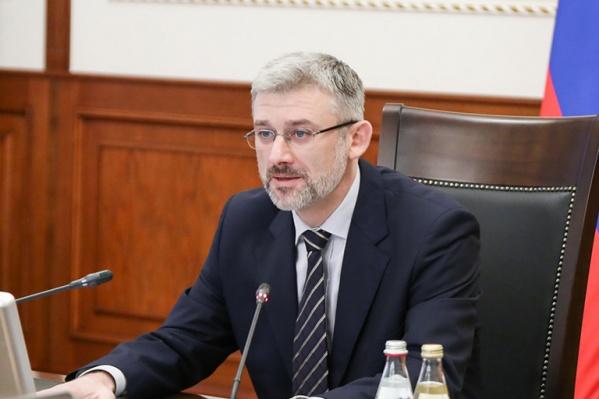 Замминистра транспорта Евгений Дитрих едет в Ярославль