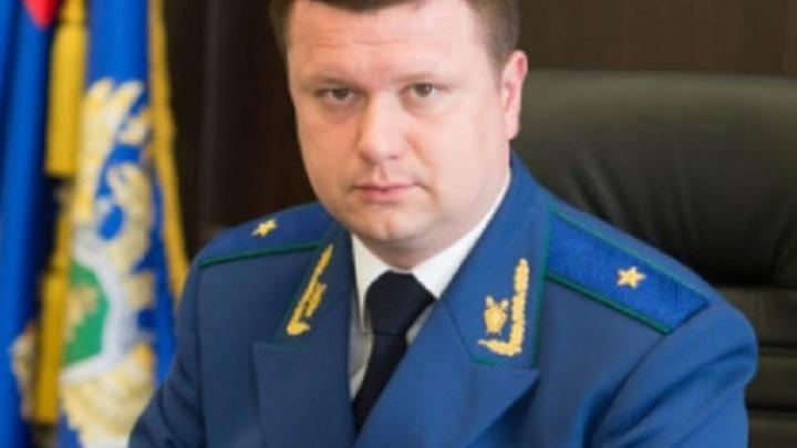Новый главный прокурор Юга России Андрей Кикоть заработал в шесть раз меньше жены