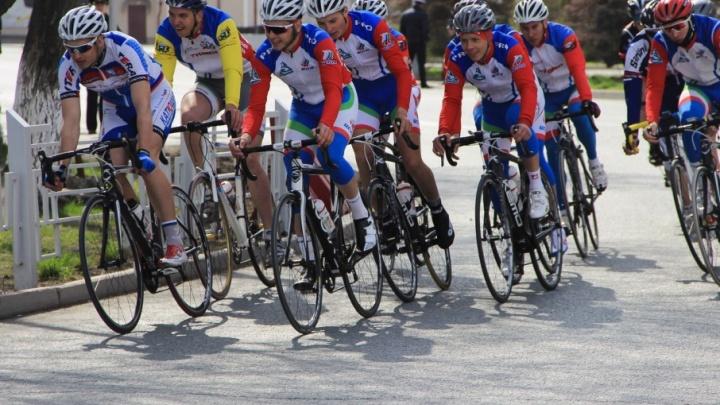 В субботу из-за велогонки перекроют центральные улицы Тюмени