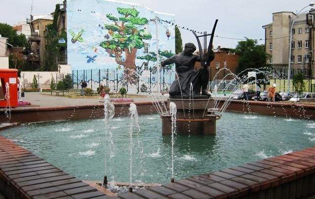 На ремонт ростовских фонтанов потратят почти 8 млн рублей