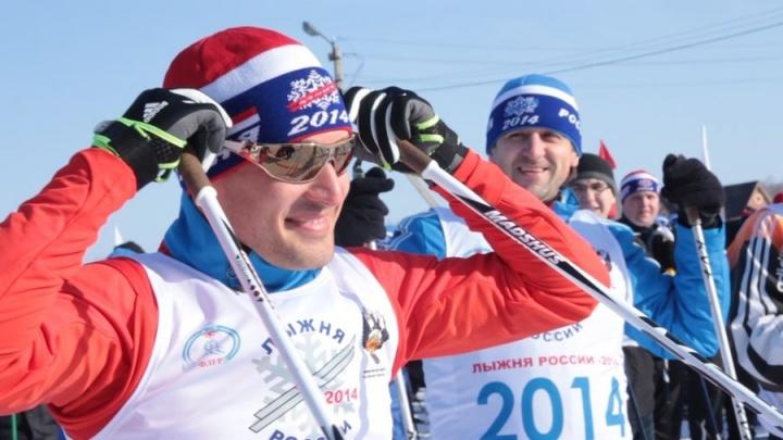 Тюменцев приглашают принять участие в массовой гонке «Лыжня России»