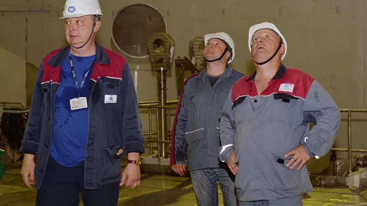 Ростовская АЭС успешно испытала систему безопасности пускового энергоблока №4
