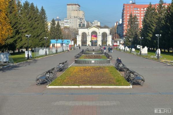 Алексей Беззуб считает, что парку Маяковского нужна реформа.