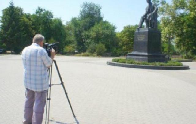 Ростовские документалисты приступили к съемкам нового фильма о Таганроге