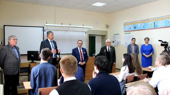 В Волгоградской области энергетиков будут готовить со школьной скамьи