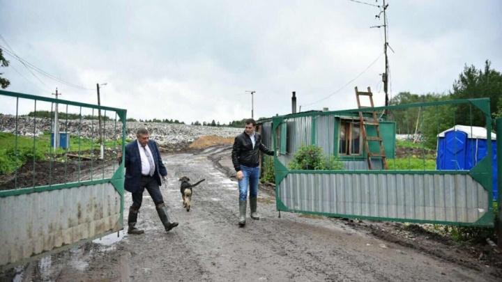 Власти пообещали восстановить в Ярославской области земли мусорных полигонов