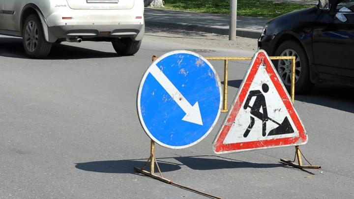 Участок трассы Екатеринбург – Тюмень частично закроют на ремонт на четыре месяца