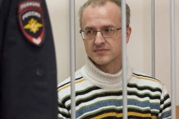 Александр Афонин с самого начала категорически отрицал свою вину