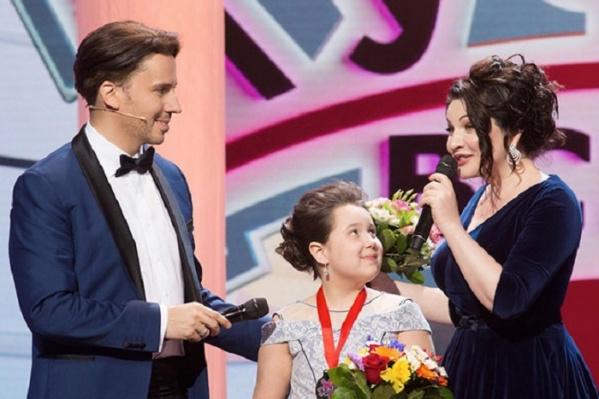 Ксения Мосина на шоу «Лучше всех»