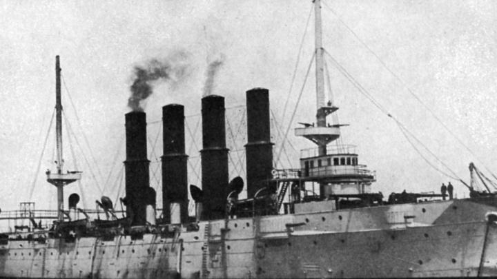 В Ростове восстановят памятник матросу крейсера «Варяг»