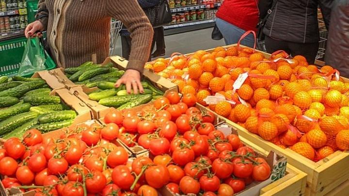 В Самарской области упали цены на свежие овощи