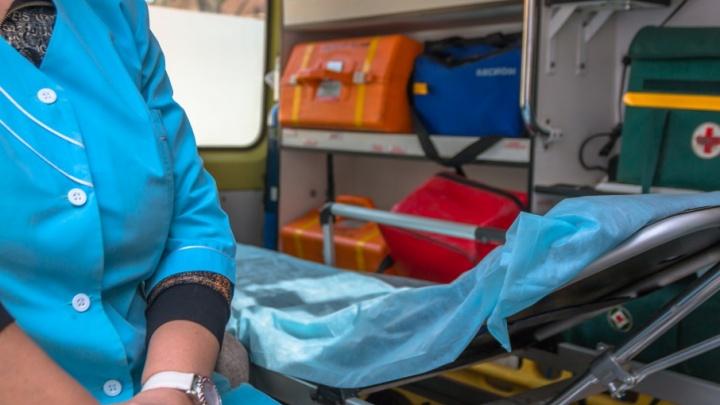 В Тольятти 11-месячный малыш отравился стиральным порошком