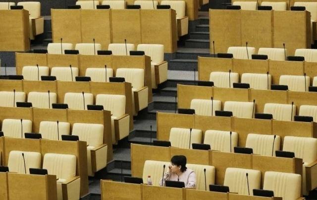 Депутаты от Волгоградской области оказались в хвосте рейтинга «полезных» депутатов Госдумы