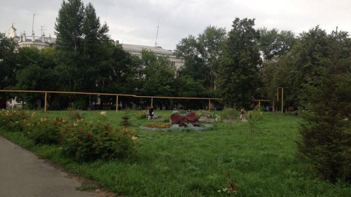«Заросли и разруха»: челябинцы выбрали скверы Металлургического района для благоустройства