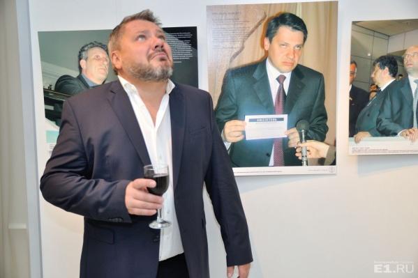 Антон Баков вечером в среду перестанет быть кандидатом в президенты
