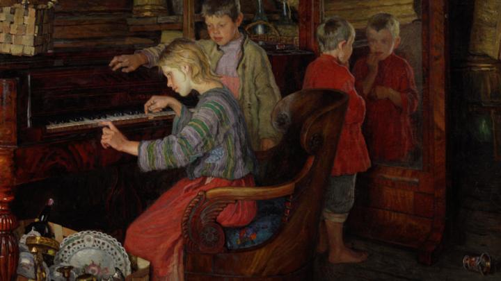 От топора до яиц: Третьяковская галерея привезла в Челябинск 26 натюрмортов
