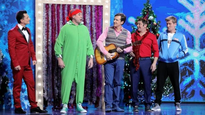 Новый выпуск шоу «Уральских пельменей» на СТС покажут 31 декабря