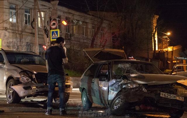 В ДТП на Богатяновском пострадал 24-летний ростовчанин
