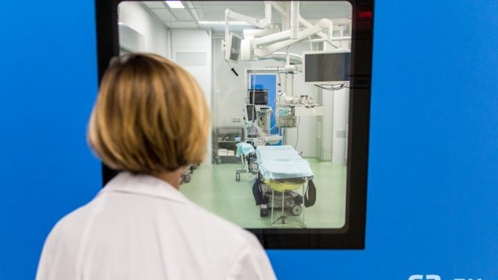 Показали даже родовый зал: в Самаре официально открыли госпиталь «Мать и дитя»