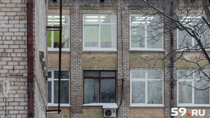 В пермской школе, куда с ножами ворвались двое подростков, занятия начнутся с 18 января