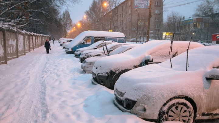 В Самаре ликвидировали парковки на улицах Братьев Коростелевых и Спортивной