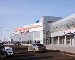 В Тюмени открылся уникальный торговый комплекс «Орион»