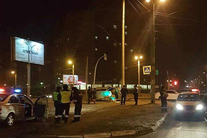 По словам очевидцев, ДТП спровоцировала погоня ДПС