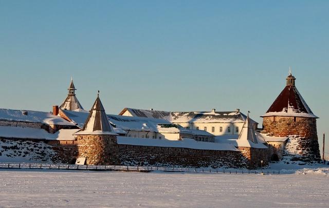 Соловки вошли в десятку лучших мест для паломнического туризма