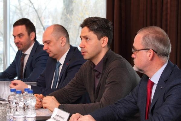 Сергей Сапотницкий – генеральный директор «Группы Агроком»