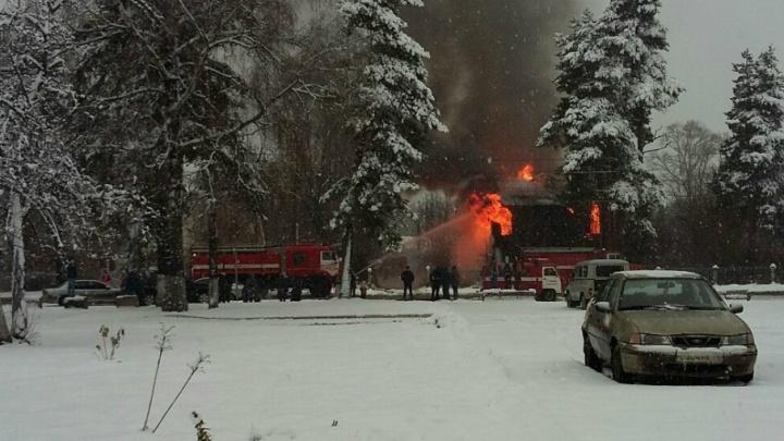 Ярославль выжигают: карта пожаров