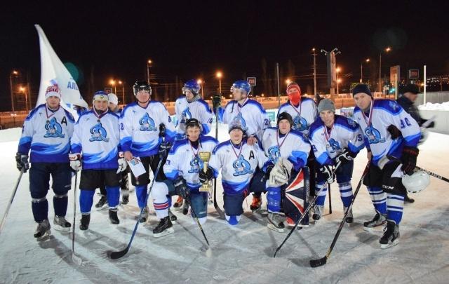 Волгоградский хоккей поддержал местный производитель