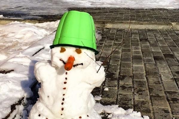 Снеговиков будут оценивать по пяти номинациям
