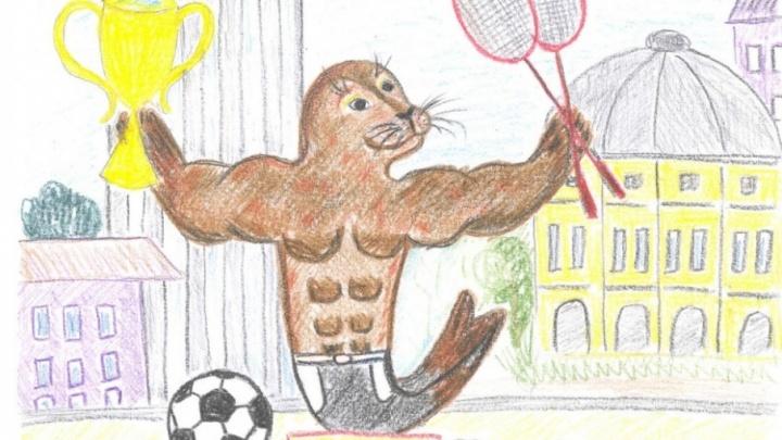 Тюлень Здоровейка, жироанализаторы и танцы: Архангельск встретит День здоровья