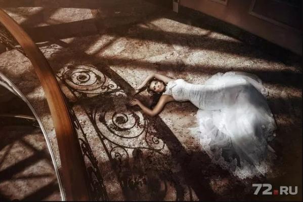 Ко Дню матери — 26 ноября — у тюменок вдвое увеличился спрос на свадебные платья