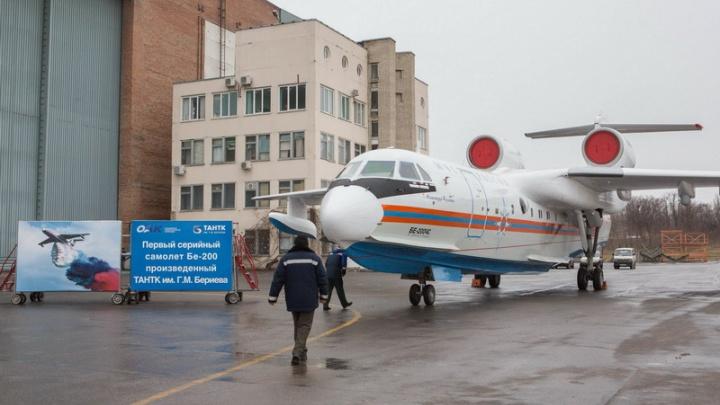 Таганрогский АНТК заплатит неустойку в 344,34 млн рублей за задержку поставки самолетов-амфибий