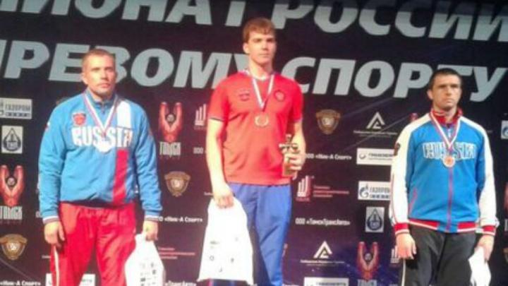 Студент ДГТУ представит Россию на чемпионате мира по гиревому спорту