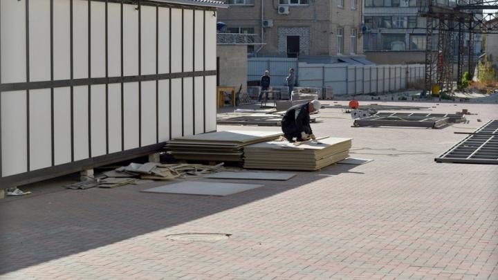 Торговцы рынка «Петровский» в Волгограде успокоились и закрылись