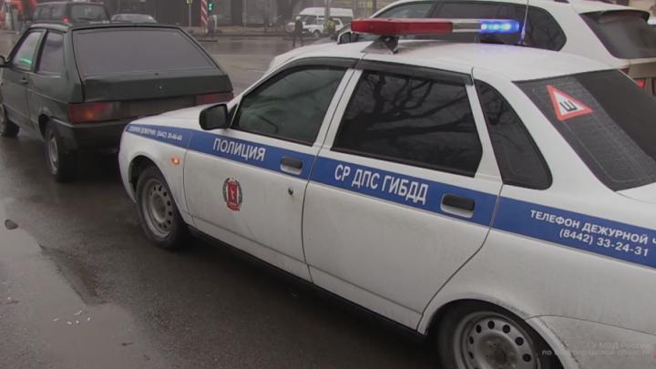 Появилось видео полицейской погони за 16-летним «Шумахером» в Волгограде