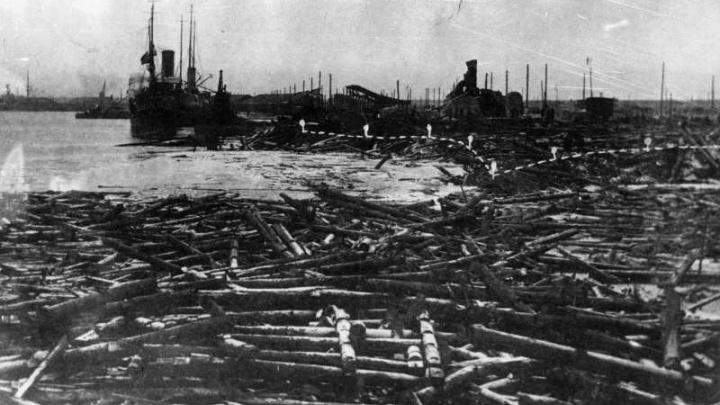 Памятную стелу жертвам Первой мировой войны откроют в порту Бакарица