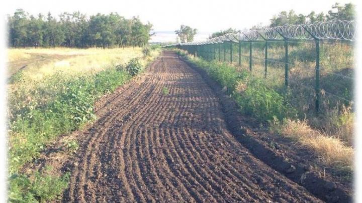 В Ростовской области на границе с Украиной планируют установить 400-километровый забор