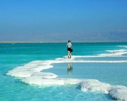 Косметические чудеса Мертвого моря