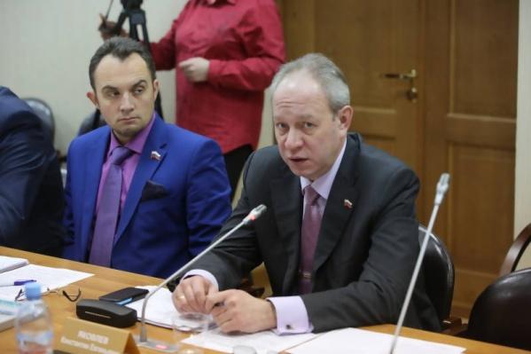 Константин Яковлев не только депутат от «Единой России», но и соучредитель «Норд-медиа»