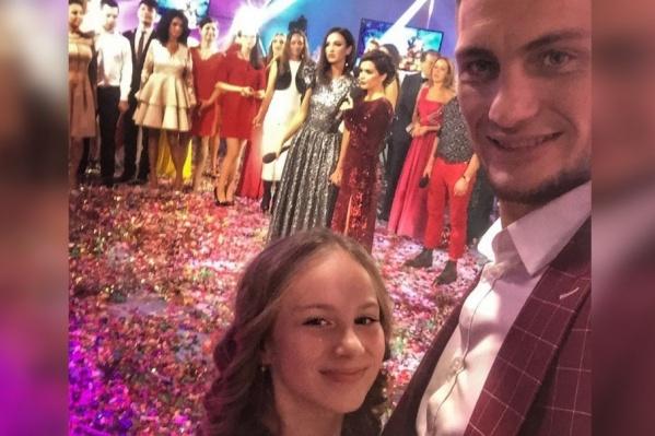 Экс-участник телешоу отвёз туда свою дочь