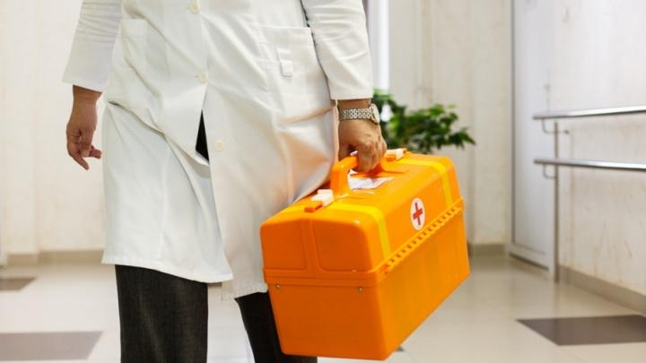 Три жителя Тюменской области заразились свиным гриппом