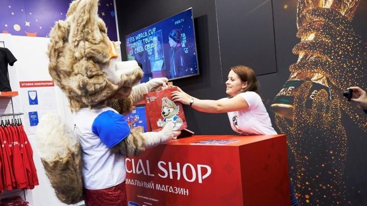 ФИФА откроет в Ростове несколько фирменных магазинов с футбольной атрибутикой