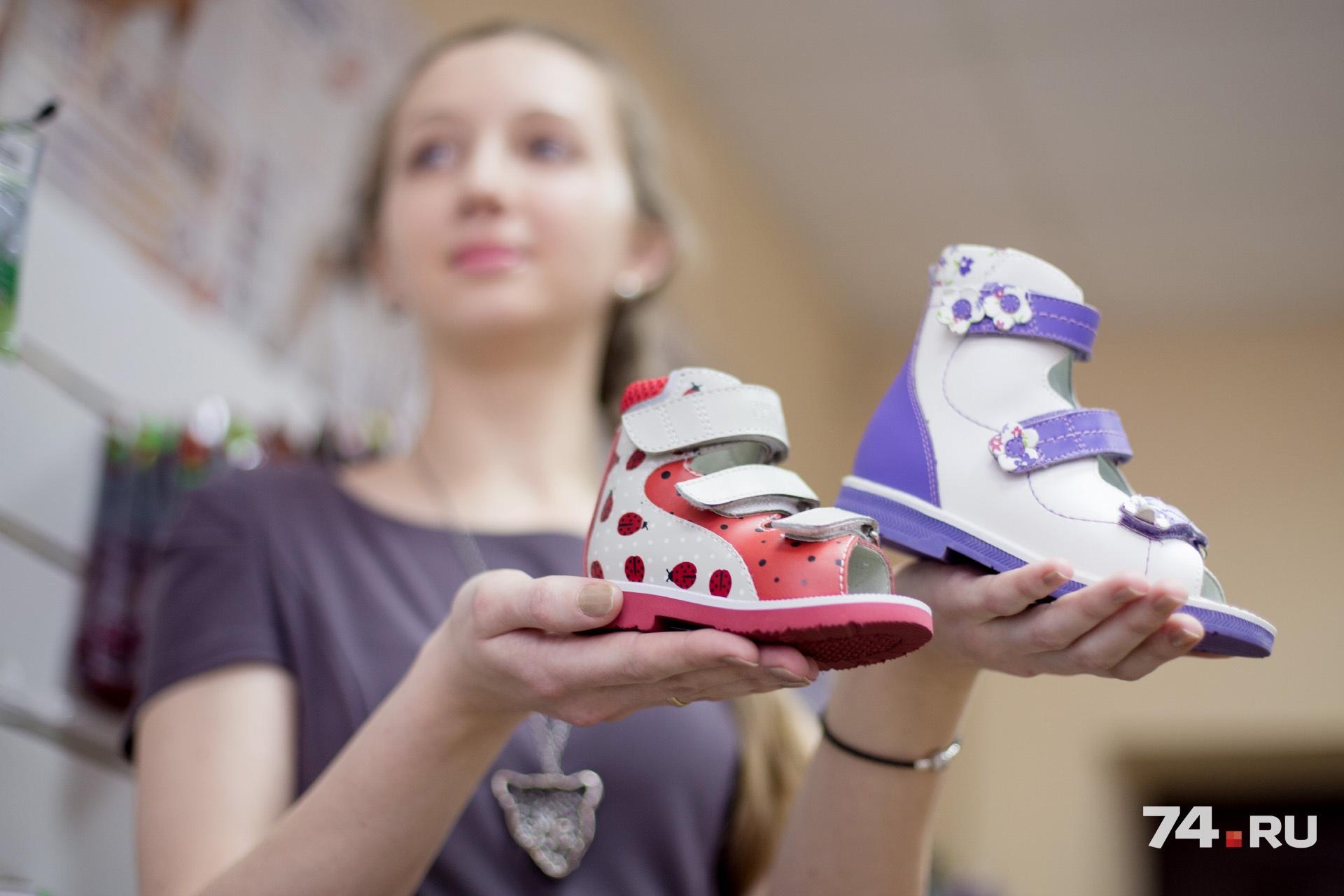 По словам девушки, рынок ортопедии растет и имеет большие перспективы