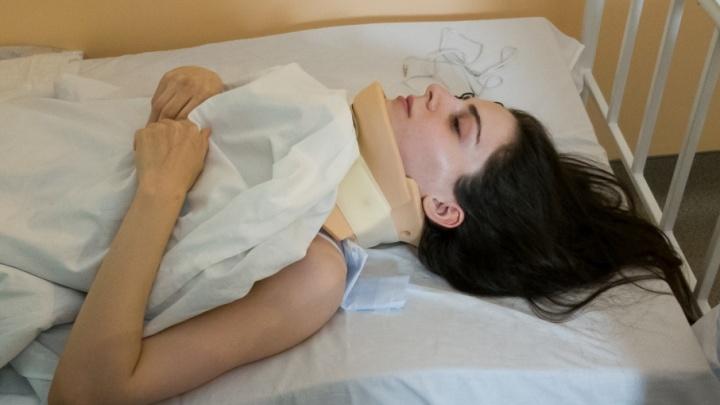 Упавшая с дерева ветка в Волгограде на три месяца приковала студентку к постели